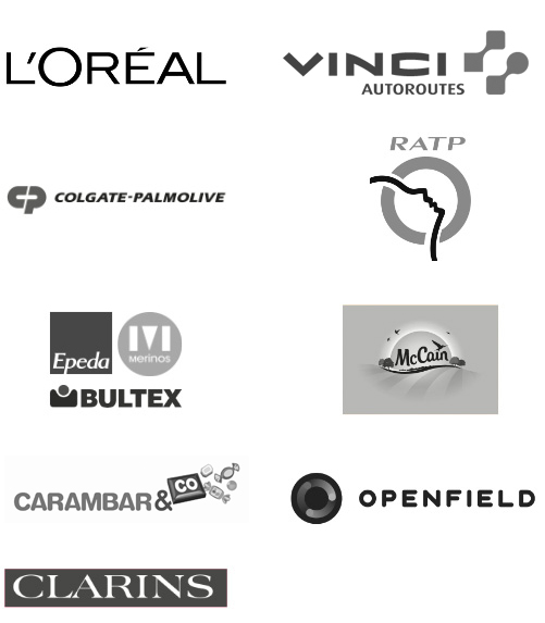 Logos clients 2